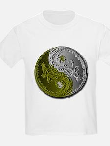 Dragons Yin-Yang T-Shirt