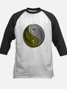 Dragons Yin-Yang Kids Baseball Jersey