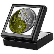 Dragons Yin-Yang Keepsake Box