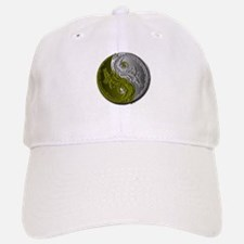 Dragons Yin-Yang Baseball Baseball Cap