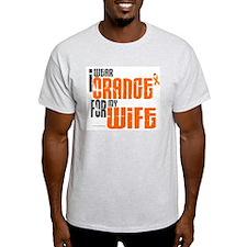 I Wear Orange For My Wife 6 T-Shirt