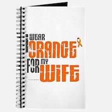 I Wear Orange For My Wife 6 Journal