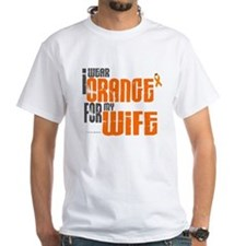 I Wear Orange For My Wife 6 Shirt