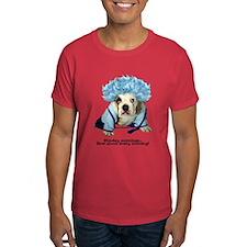 Monday Morning Bulldog T-Shirt
