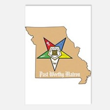 OES PWM - Missouri Postcards (Package of 8)