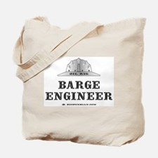 Barge Engineer Tote Bag