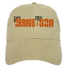 I Wear Orange For My Son 6 Baseball Cap