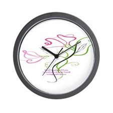lady of Proverbs 31 Wall Clock