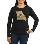 Order of the Eastern Star Missouri Women's Long Sl