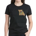 Order of the Eastern Star Missouri Women's Dark T-