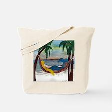 Lazy Mermaid Tote Bag Tote Bag