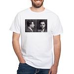 Albert Anastasia White T-Shirt