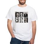 Jonny Roselli White T-Shirt