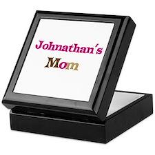 Johnathan's Mom Keepsake Box