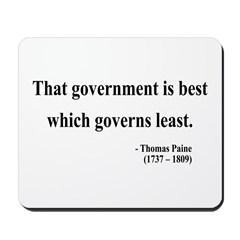 Thomas Paine 1 Mousepad