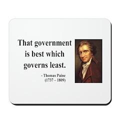 Thomas Paine 1 Mousepad