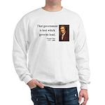 Thomas Paine 1 Sweatshirt