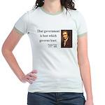 Thomas Paine 1 Jr. Ringer T-Shirt