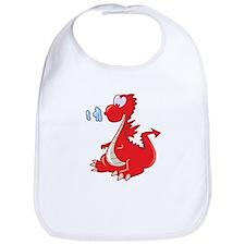 Red Dragon Bib