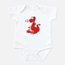 Red Dragon Infant Bodysuit