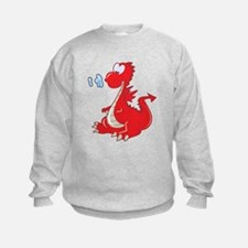 Red Dragon Sweatshirt