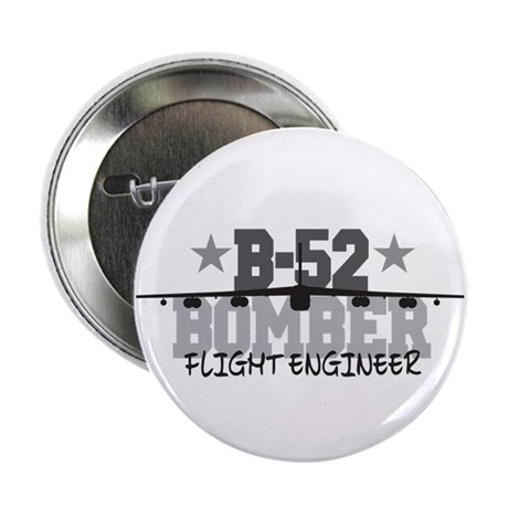"B-52 Aviation Flight Engineer 2.25"" Button (1"