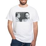 Carlo Gambino White T-Shirt
