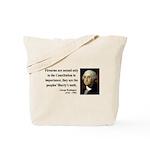 George Washington 12 Tote Bag
