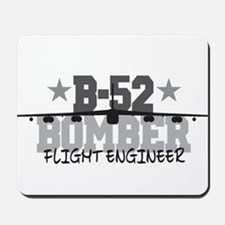 B-52 Aviation Flight Engineer Mousepad