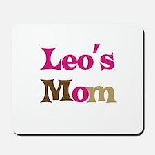 Leo's Mom Mousepad