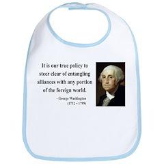 George Washington 6 Bib