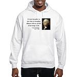 George Washington 6 Hooded Sweatshirt