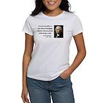 George Washington 6 Women's T-Shirt