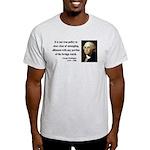 George Washington 6 Light T-Shirt