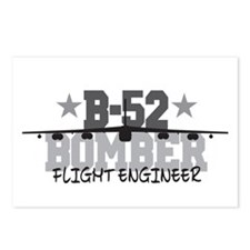 B-52 Aviation Flight Engineer Postcards (Package o