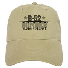 B-52 Aviation Flight Engineer Baseball Baseball Cap