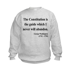 George Washington 4 Sweatshirt