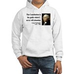 George Washington 4 Hooded Sweatshirt