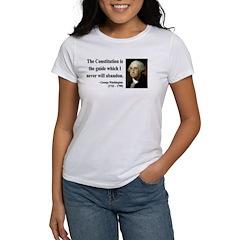 George Washington 4 Women's T-Shirt