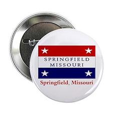"""Springfield MO Flag 2.25"""" Button"""