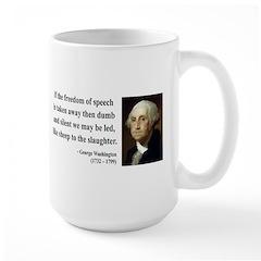 George Washington 3 Mug