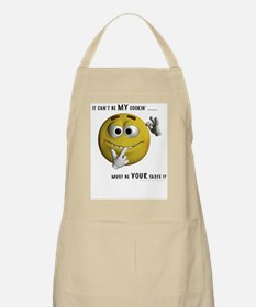 Cute Cookie BBQ Apron