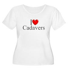 """""""I Love Cadavers"""" T-Shirt"""