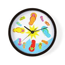 Flip Flops & Ocean Clock