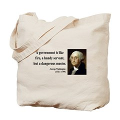 George Washington 1 Tote Bag