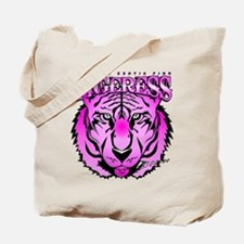 I Am Your Exotic Pink Tigeres Tote Bag