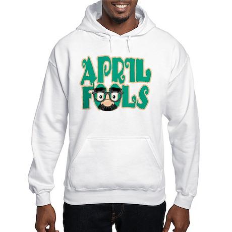 April Fool's Day Hooded Sweatshirt