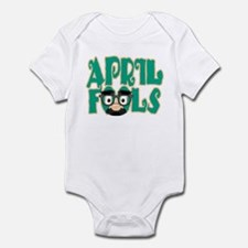 April Fool's Day Infant Bodysuit