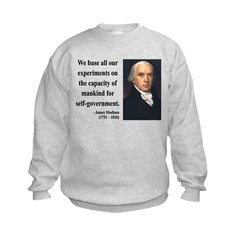 James Madison 15 Sweatshirt