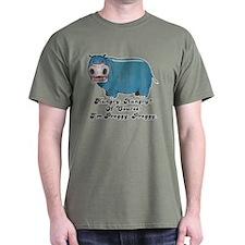 Preggy, Preggy Hippo T-Shirt